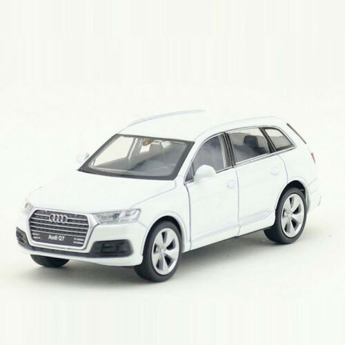 1//36 Audi Q7 SUV Die Cast Auto Modellauto Spielzeug Sammlung Pull Back Geschenk
