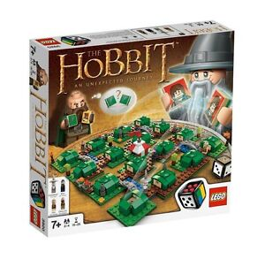 LEGO-Spiele-3920-The-Hobbit-An-Unexpected-Journey-Game