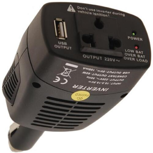 BGS Convertisseur de tension de tension Convertisseur 12 V 220 V onduleur CE