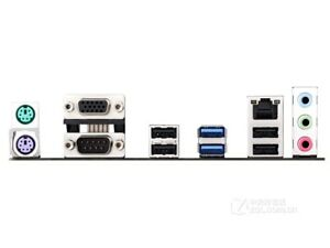 I//O Shield for H81M-E B85-PLUS R2.0 B85-PLUS B85-A R2.0//SI B85-A