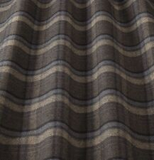 iliv Lana Art Deco Tartan Navy/grey Curtain Fabric Lounge/Dining Room etc