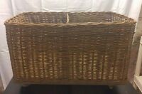 Pottery Barn Recycle Center Mobile Basket With Tags