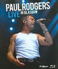 Live in Glasgow 0801213332991 With Paul Rodgers Blu-ray Region a