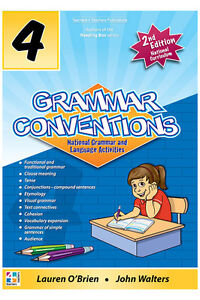 Grammar-Conventions-Year-4