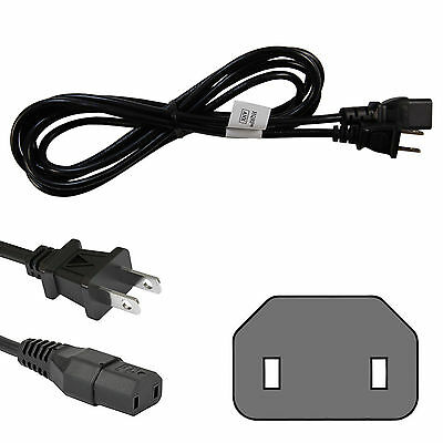AC Power Cord for Samsung LN19-LN52 Series TV Plasma DLP Mains Cable 3903-000467