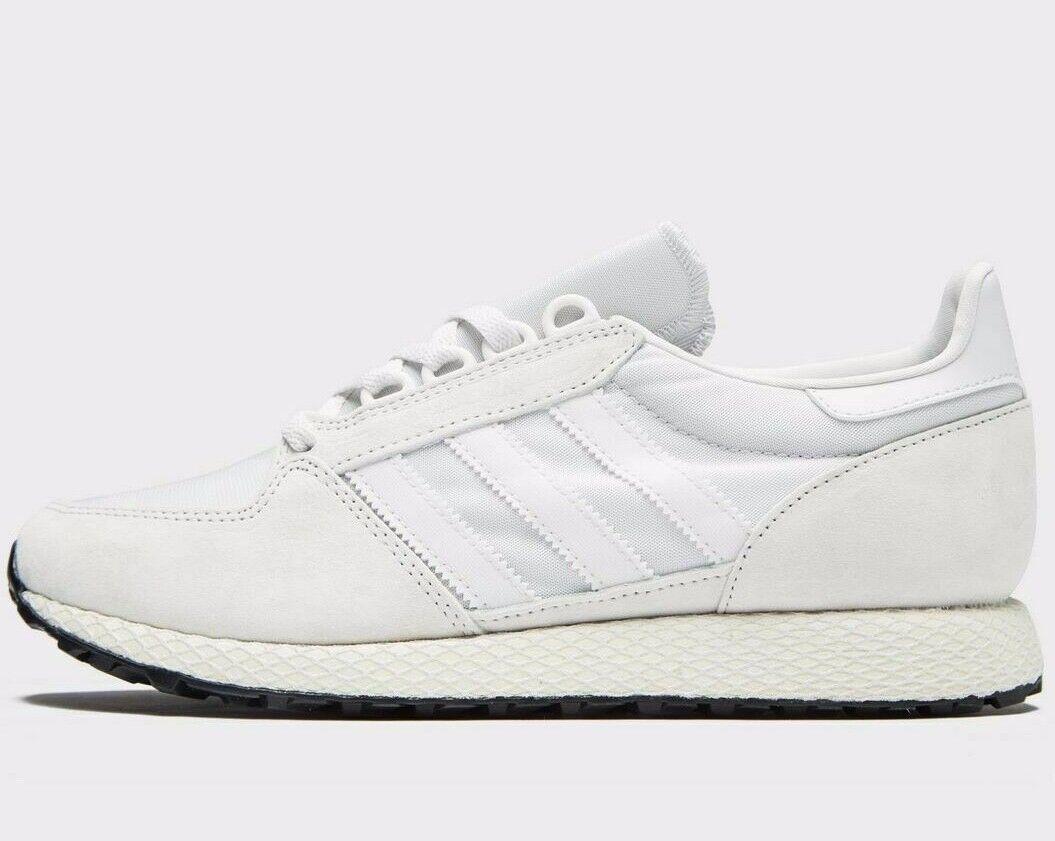 último Adidas Originals Bosque Grove ® (Hombre Talla Reino Unido 7 - 12) blancooo Triple