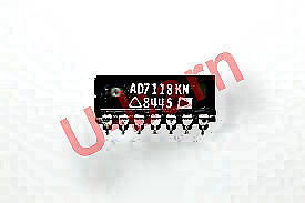 AD AD7118KN DIP-14  LOGDACCMOS Logarithmic D//A Converter