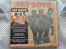 Fat Boys Cd Pizza Boxset (Deluxe Edition 2012)