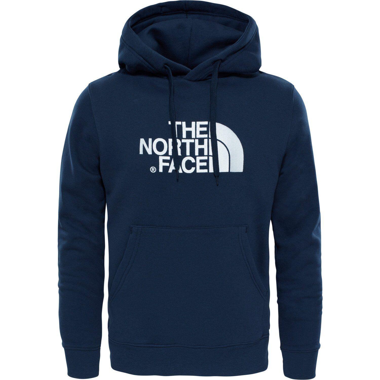 The North Face Drew Peak Pullover Hoodie cendre Blau top hoody tnf s m l xl