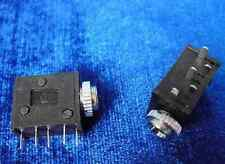 """3x Panel PCB 3.5mm 1/8"""" Female TRS Headphone Jack Audio Stereo Cable Plug,K3A ay"""