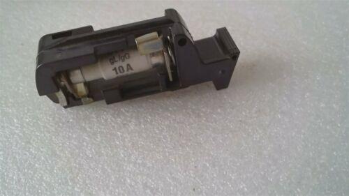 10 A 400 VAC Sicherungseinsatz ETI NEOZED 3 x Blinkstecker inkl