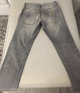 44 Dolce original Linea Jeans Originali gabbana Prima size Taglia fpqBAgWB
