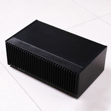 CLONE QUAD405 black chassis Power amp box DIY amplifier case