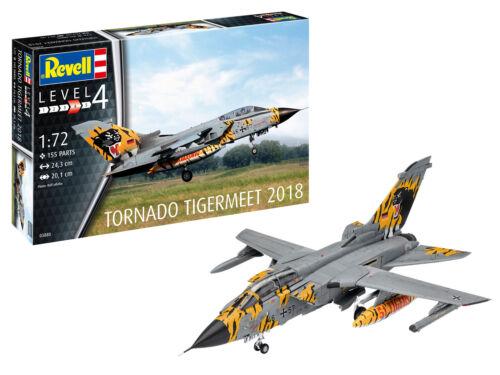 "Revell 1//72 Tornado ECR /""TigerMeet 2018/"" # 03880"
