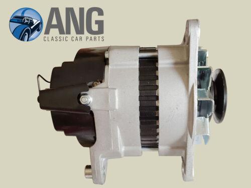 45 AMP ALTERNATOR ROVER P6 2000 2200 MkII 18ACR PULLEY WHEEL /& FAN GXE2206