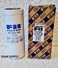 TRAC Heavy Duty Filters Hydraulic Filter HF4012 Made in Turkey
