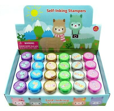 TINYMILLS 24 Pcs Superhero Stampers for Kids