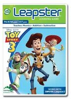 Leapfrog Leapster & Leapster 2 Learning Game: Toy Story 3 Pre-k-1st Grade