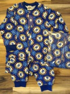 Boys official licenced chelsea football club one piece all in one with lion