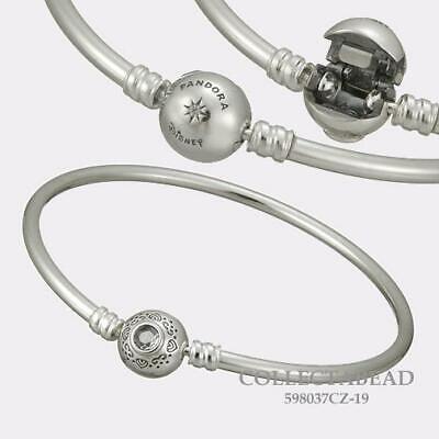 Authentic Pandora Disney Jasmine and Aladdin Bangle Bracelet 598037CZ | eBay