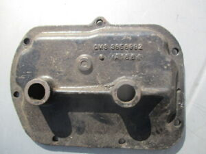 Details about Saginaw 3 speed transmission side cover without shift shafts  G M  cars & trucks