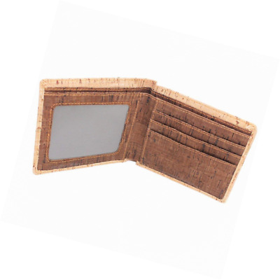 Subaru Slim Leather Credit Card ID Mini Wallet Holder Bifold Driver/'s Licen
