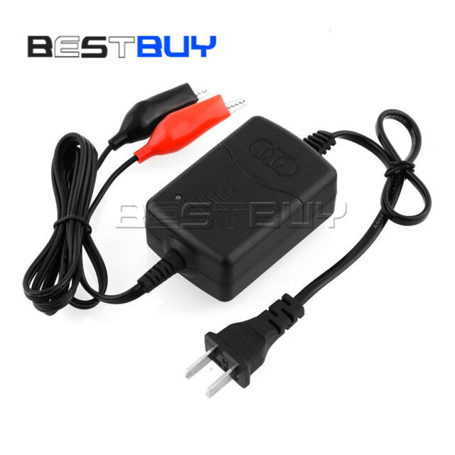 For Car Truck Motorcycle 12V Smart Compact Battery Charger Tender Maintainer BBC