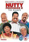 Nutty Professor II The Klumps DVD 5030697034694 Eddie Murphy Janet Jackso.