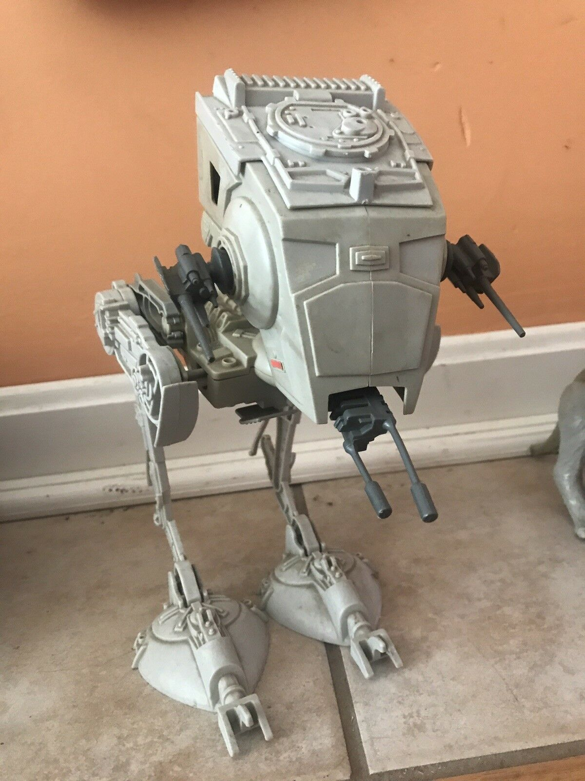 Star - wars - 1983 vintage - kenner imperial scout walker