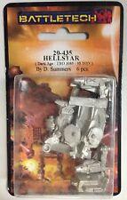 Classic Battletech Hellstar DA Mech Miniature 20-435