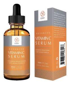37d51202b01 Essy Beauty Vitamin C Facial Serum for Face, Organic Anti-Aging ...