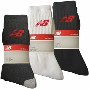 new balance sports socks