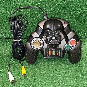 2005 Jakks Pacific Star Wars DARTH VADAER Video Game Controller Plug and Play