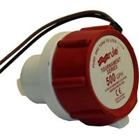 Rule Livewell Replacement Motor Cartridges 500 Gph 45dr on Sale