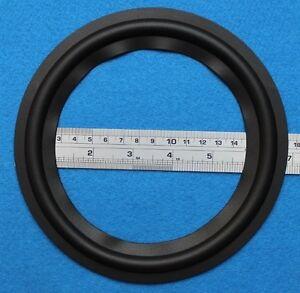 2-x-Gummi-Sicken-fur-Bowers-amp-Wilkins-Matrix-802-ZZ00272-Tieftoner-mit-Kleber