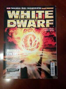 White Dwarf 158 España - Games Workshop - Gw - El Señor De Los Anillos - Mordor Confortable Et Facile à Porter