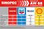 Sinopec-AW-68-Hydraulic-Oil-Fluid-ISO-VG-68-SAE-20-55-Gallon-Drum thumbnail 4