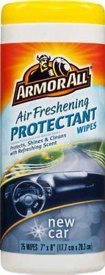 Ambicioso Armor All 78533 Car Wipe - 25 Sheets FáCil De Usar