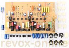 Reparatursatz, repairkit, Studer Revox B77 MKII Record-Platine 1.177.230-.238