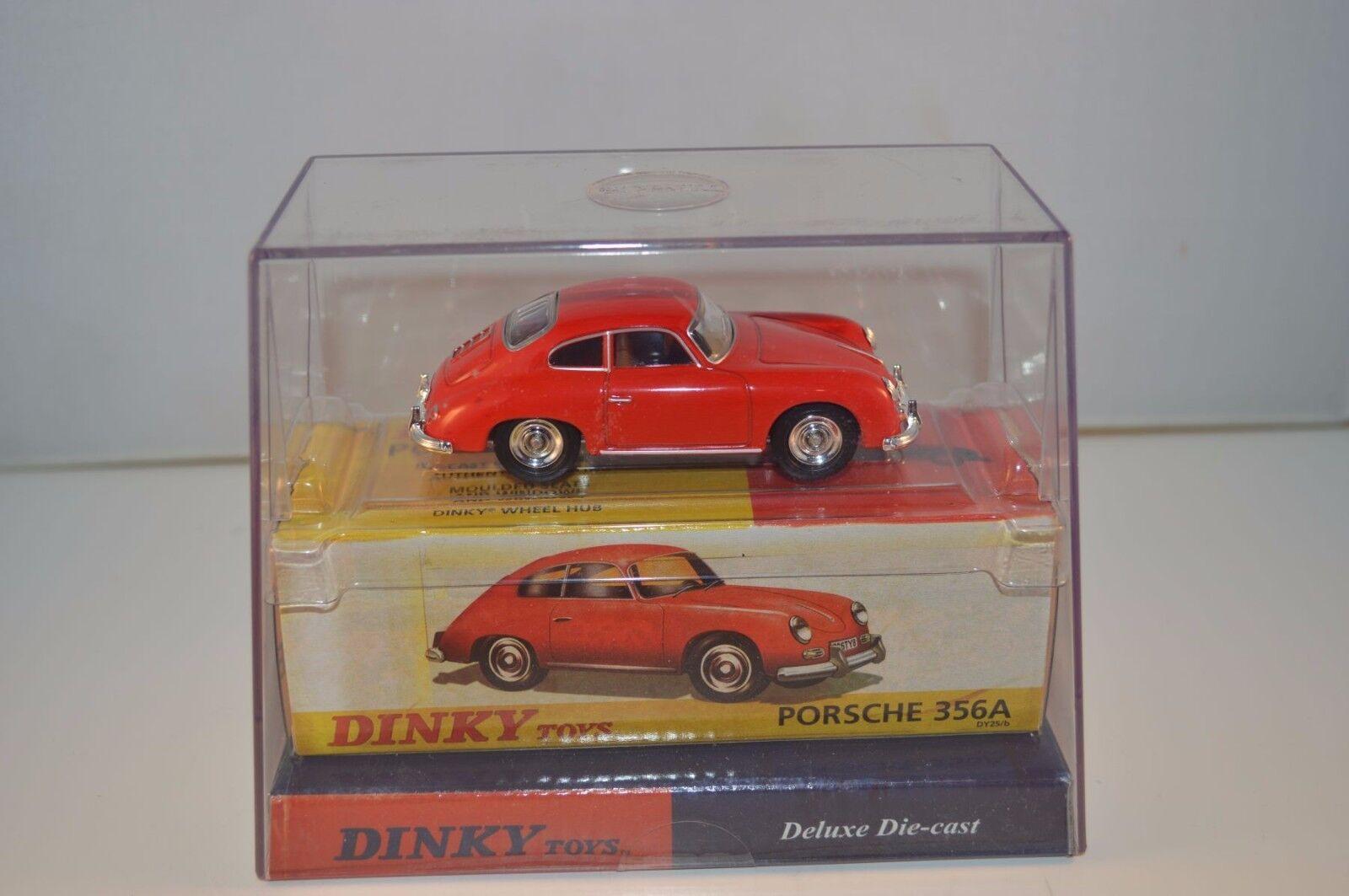 Dinky Toys Matchbox Diecast DY25 b - Porsche Porsche Porsche 356A - Red perfect mint in box 487730