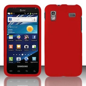 For-Samsung-Captivate-Glide-4G-i927-Snap-On-Rubberized-Hard-Phone-Cover-Case