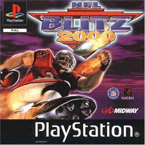 NFL Blitz 2000 | Playstation 1 | gebraucht