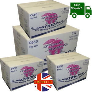 1008-4-boxes-Pink-Apple-Plastic-Food-Containers-and-Lids-C650
