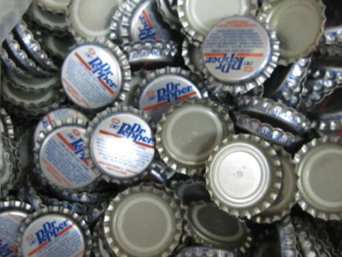 50 Diet Dr Pepper Bottle Caps Never Used NOS