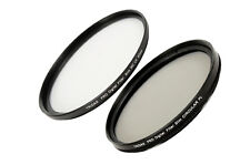 67 mm Filter Set: Slim MC UV Filter  +  Slim Polfilter