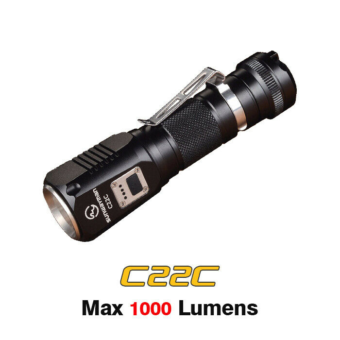 Sunwayman C22C Cree XM-L2 U2 LED & XP-G2 R5 LED  Light Flashlight Torch Headlamp  support wholesale retail