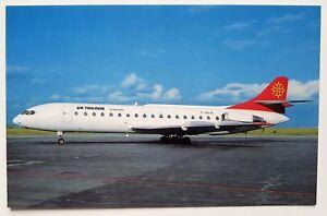 Air-Toulouse-Aerospatiale-SE210-Caravelle-10B3-Postcard