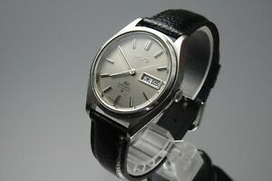 OH-Vintage-1970-JAPAN-SEIKO-LORD-MATIC-WEEKDATER-5606-7070-23Jewels-Automatic