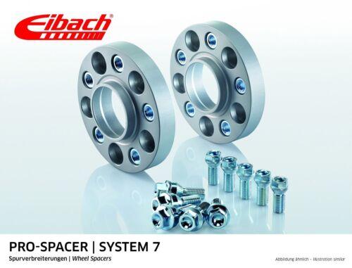 Eibach Abe ensanchamiento sistema 60mm 7 MCC Smart Fortwo convertible 450, 04-07