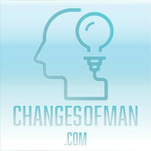 Changesofman-com-Brandable-domain-name-for-sale-Includes-logo